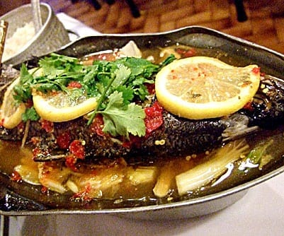 Pan Fried Barramundi
