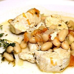 Chicken and Cannellini